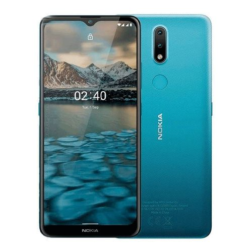 "Nokia 1.4, 6.517"", 32GB + 2GB RAM (Dual SIM), 4000mAh, Fjord"