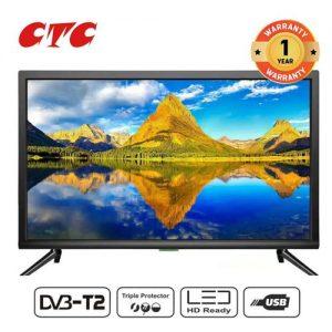 """CTC 24"""" Digital Full HD LED TV"""