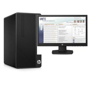 """HP ProDesk 400 G6 MT, Intel Core I5 9500 9TH GEN, 4GB DDR4 RAM, 1TB HDD ROM, 18.5"""""""