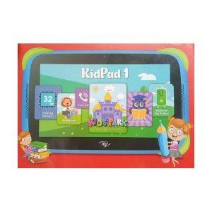 """Itel KidPad 1 (W7001) 7.0"""" Big Screen, 32GB ROM + 1GB RAM, Dual SIM, 4000mAh, Android 10, OTG, WIFI Children Tablet"""